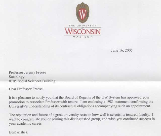 recommendation letter for professor promotion from student