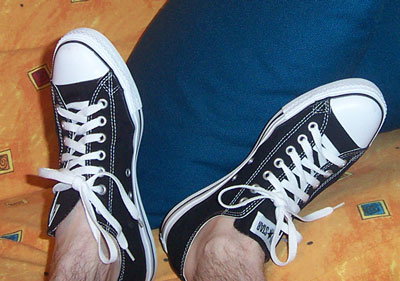 8e9b15acd1dac3 I love my new Converse All-Stars. I ve been wearing them all the time. I  wore them to teach in today